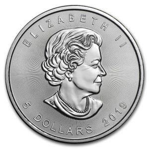 Kopen van kwaliteit met de zilveren Maple Leaf